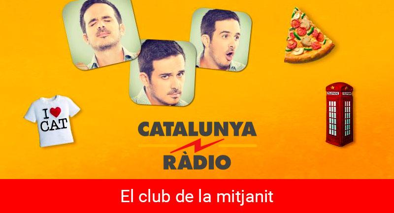 Catalunya Ràdio EL club de la mitjanit