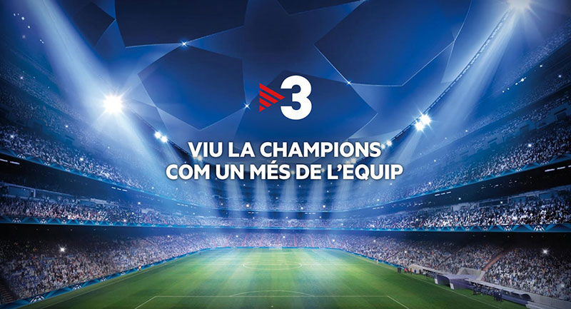 tv3 champions