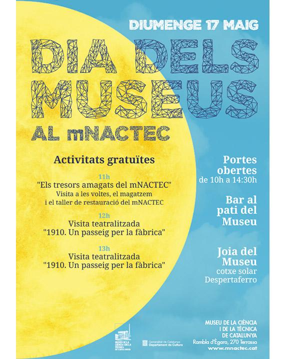 mnactec dia dels museus